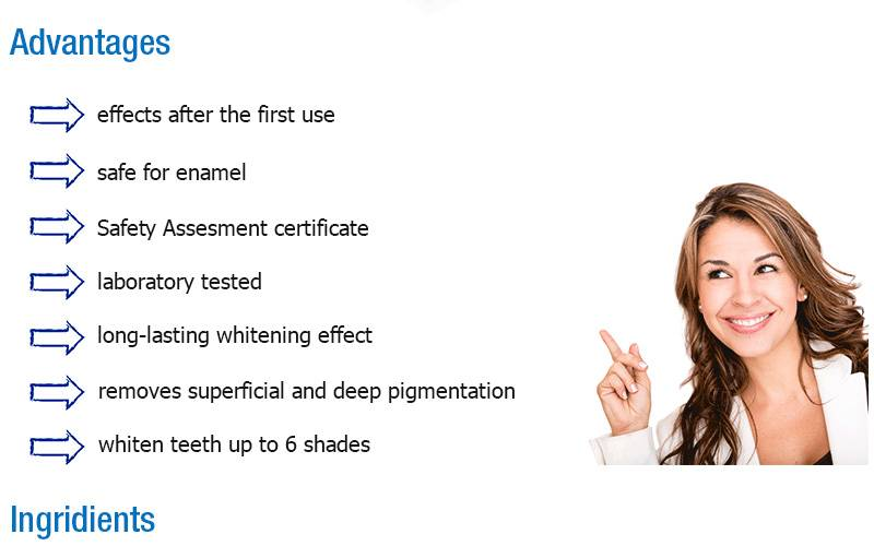 advantages of whitening pen Instant Whitening Pen