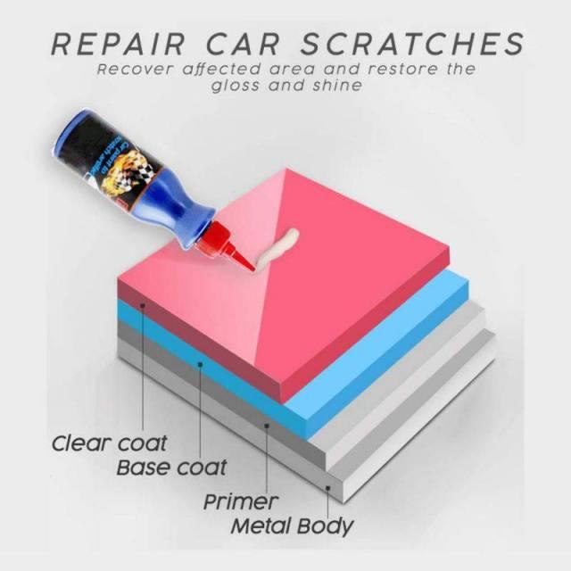 One Glide Scratch Remover
