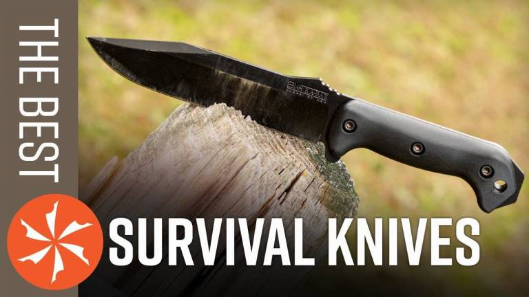 13 Coolest Tactical Knives for Wild Life https://gadkit.com