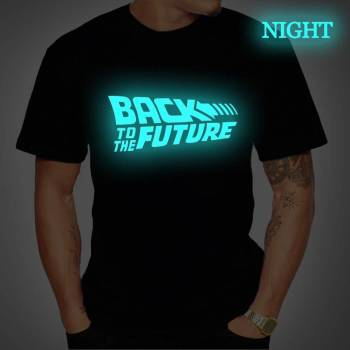 Back To The Future T-Shirt + Big Sizes Up To 4XL