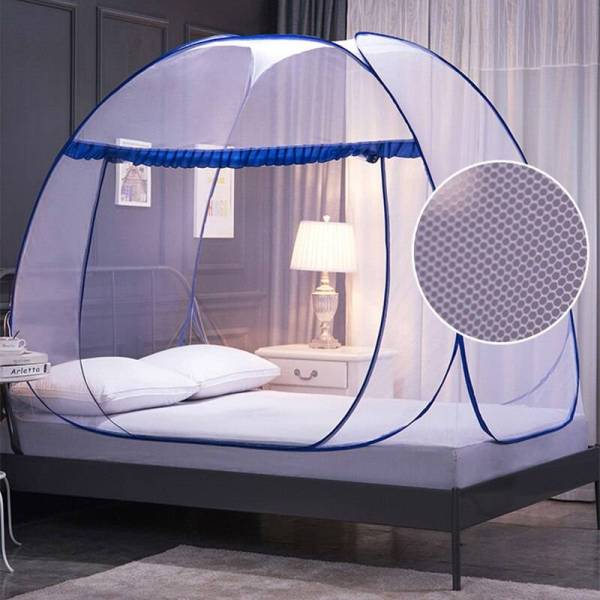 Portable Pop-Up Mosquito Net Tent Gadkit