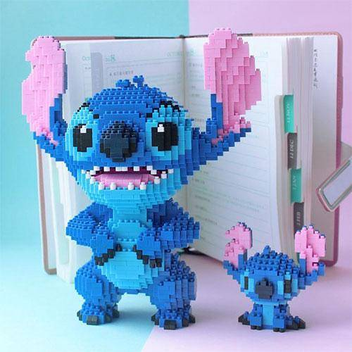 Stitch building block set