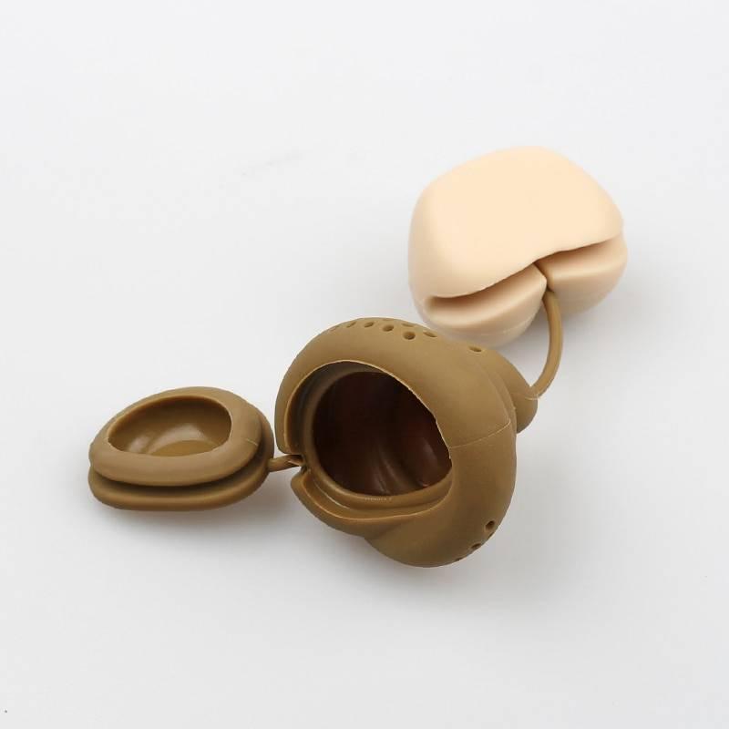 H27a62921701a4fe8a8de6253a98aabf3e Poop Shaped Funny Tea Infuser
