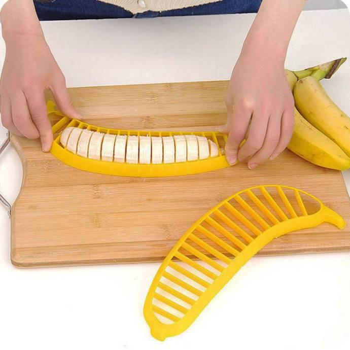 Plastic Banana Slicer