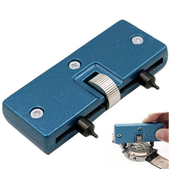 HTB1yGsLb3mH3KVjSZKzq6z2OXXaS Adjustable Watch Case Opener Tool