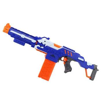 23256 81nzsw Toy Gun For Nerf Darts Soft Hollow Hole Head Bullets