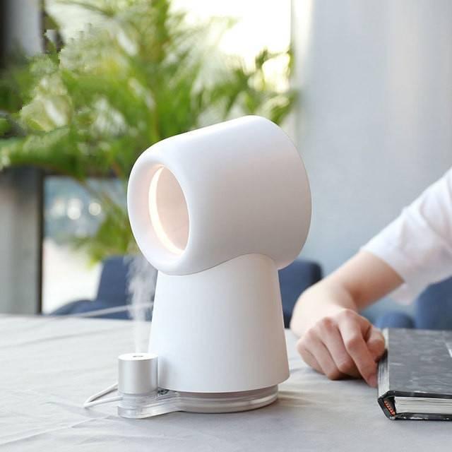 3 in 1 Mini Cooling Fan Humidifier