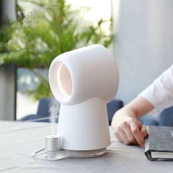23364 r630uj 3 in 1 Mini Cooling Fan Humidifier