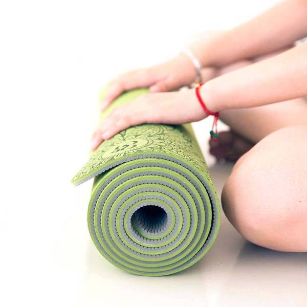 Non-slip TPE Yoga Mats