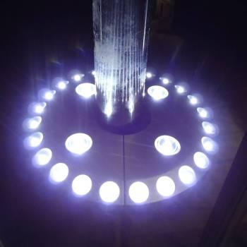 23929 msoh3e Patio Umbrella Light