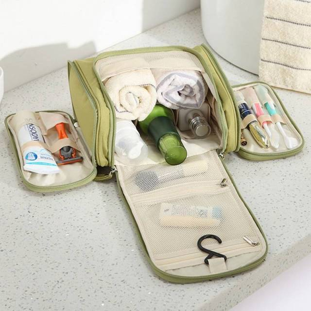 Waterproof Hang It Up Travel Bag