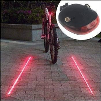 24260 wjkq18 Bicycle Safety Laser Tail Light