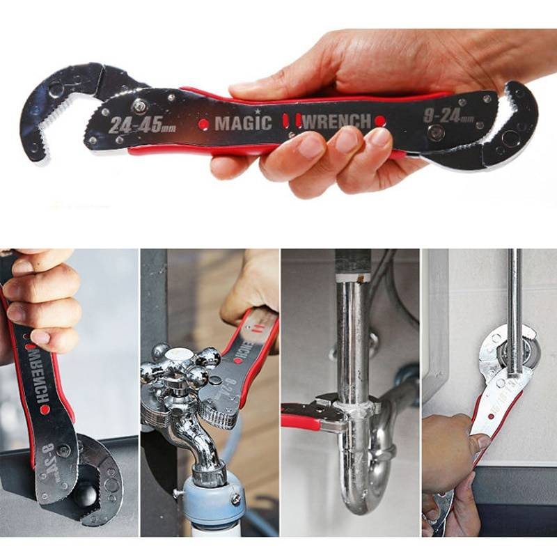 26147 5p282g Magic Wrench ™ Adjustable Multi-Function Wrench