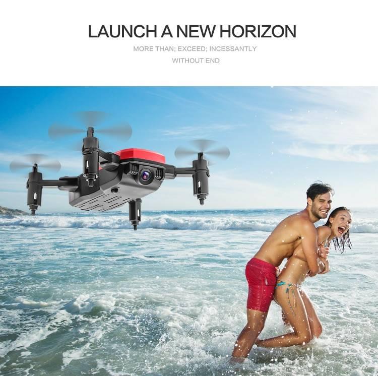 Foldable Mini Drone With RC Quadrocopter Camera Gadkit Foldable Mini Drone With RC Quadrocopter + Camera