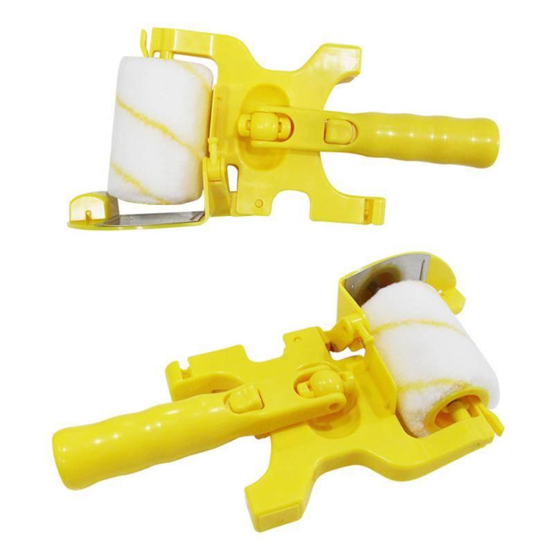 H1d4c2a2f84c94ca0808e8baba69d5b48W Clean Cut Paint Edger Roller Brush