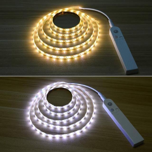 Motion Sensor String Light
