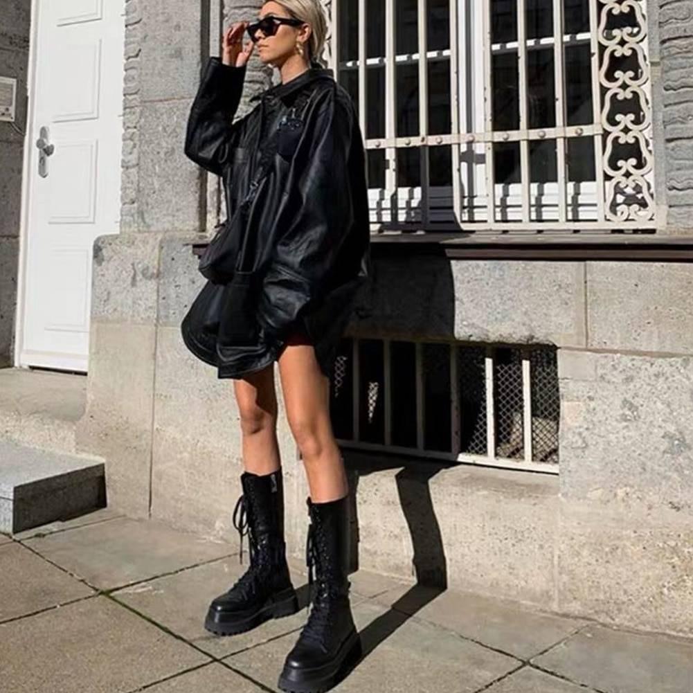 27039 v6ueoz Brand New  Boots For Women 2020 Autumn Winter
