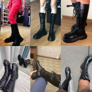 Brand New Boots For Women 2020 Autumn Winter Gadkit 4 Brand New  Boots For Women 2020 Autumn Winter