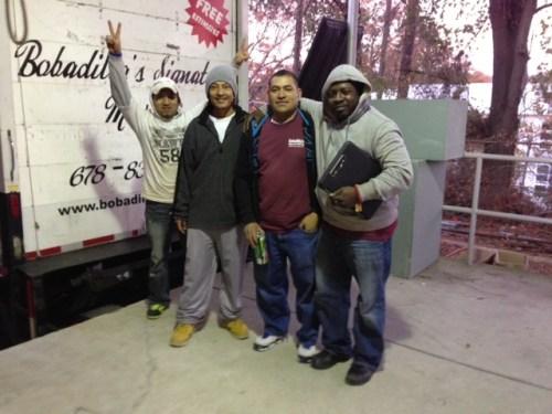 Bobadilla's Moving Crew