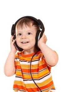 Musik oder Hörpiele als Beschäftigung | © panthermedia.net /Nataliya Hora