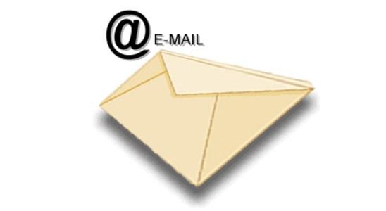 tienes un email