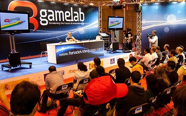 Gamelab 2010 Asturias Laboral Gijón
