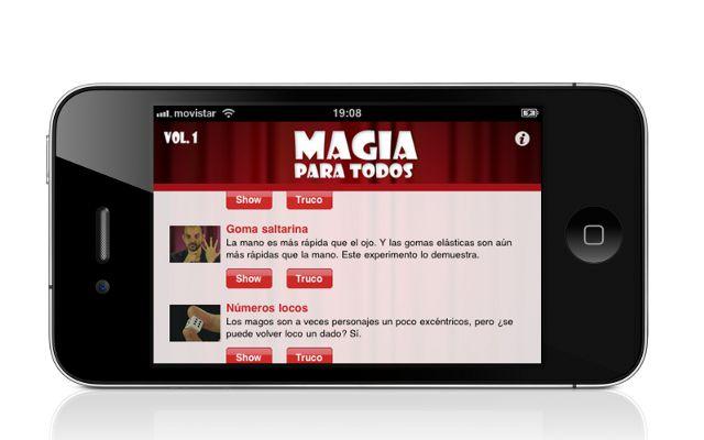 Magia en tu iPhone