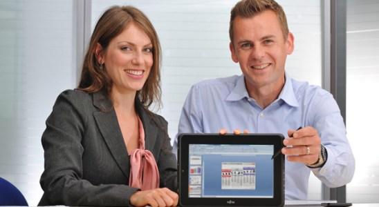 Fujitsu Stylistic Q550, una tableta para trabajar