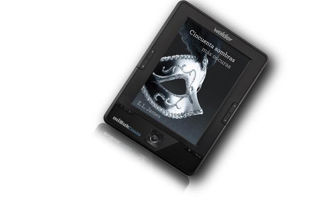 Cincuenta sombras de Grey ebook Wolder