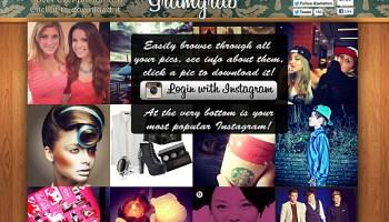 Gramgraph descarga instagram