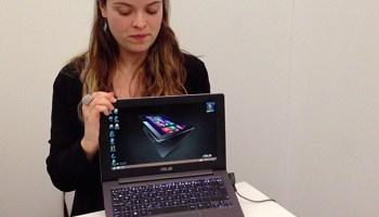 Asus Taichi tableta ultrabook
