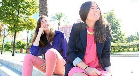 Alejandra y Maite, plandechcas