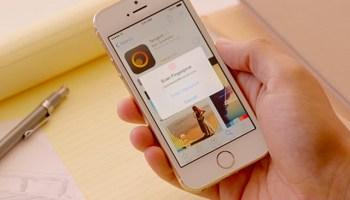 iPhone 5S huella dactilar