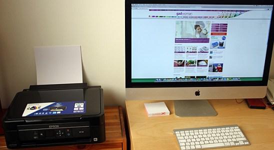 Epson impresora