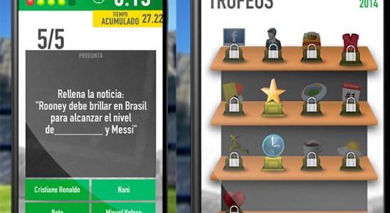 Quizlyse lanza MARCAQuiz, un social game sobre fútbo