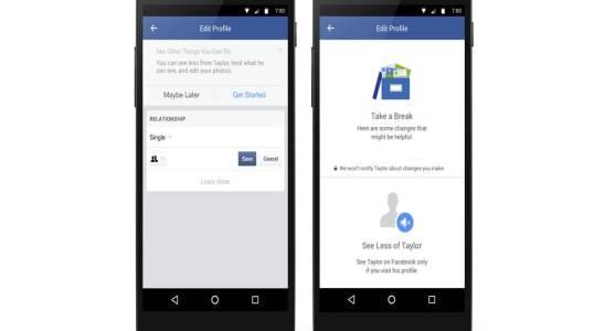 Facebook divorcio
