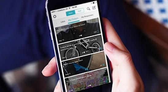 Flotsm app tomar decisiones