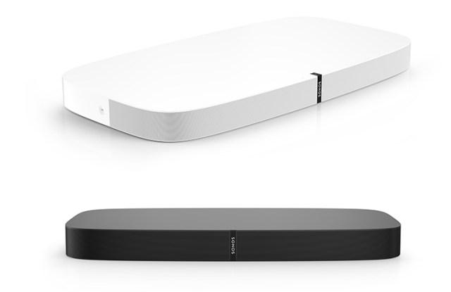 Sonos PlayBase, barra de sonido