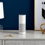 Amazon Echo, White, Shelf