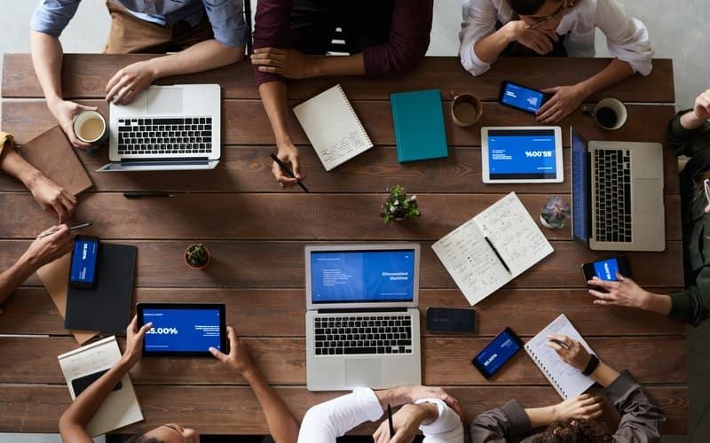 Trabajo en equipo: transformación digital