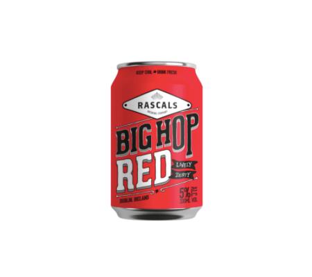 Rascals Big Hop Red