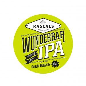 Rascals Wunderbar IPA