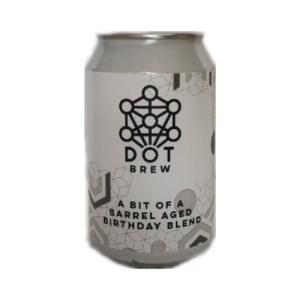 A Bit Of A Barrel Aged Birthday Blend