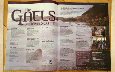 """The Gaels of Nova Scotia"" Program for Halifax Public Libraries"