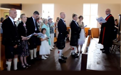 My Big Fat Gaelic Wedding