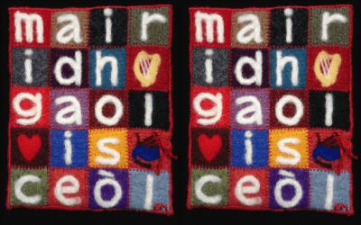 A Gaelic Proverb about Love: Mairidh Gaol is Ceòl