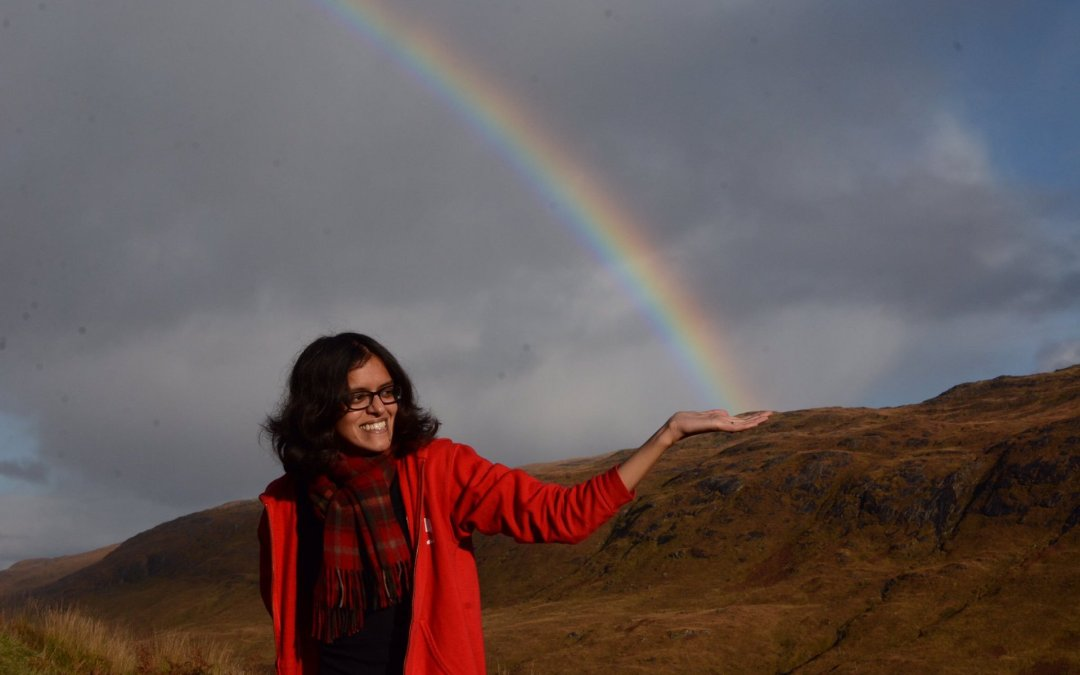How to Use Scottish Gaelic in Your Novel, Part 2: An Example