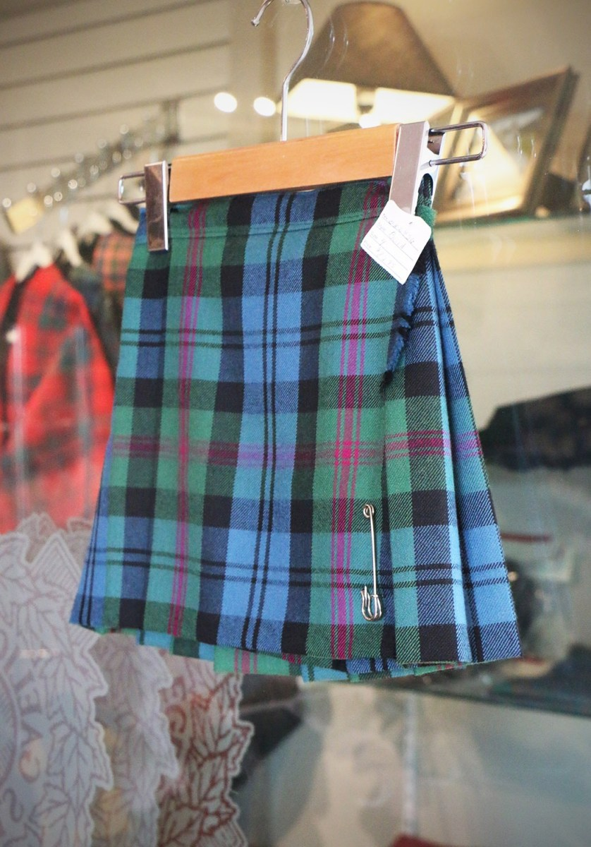 a5f015196 Girl's Kilted Skirt – Colaisde na Gàidhlig / The Gaelic College