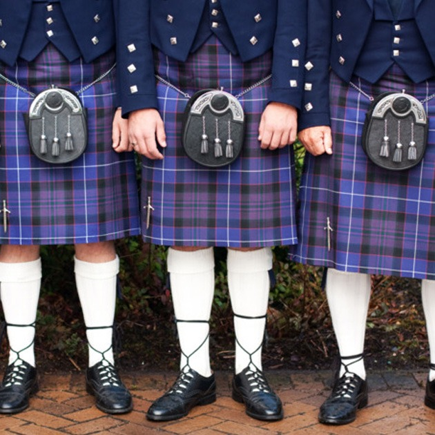 Let us make a kilt just for you