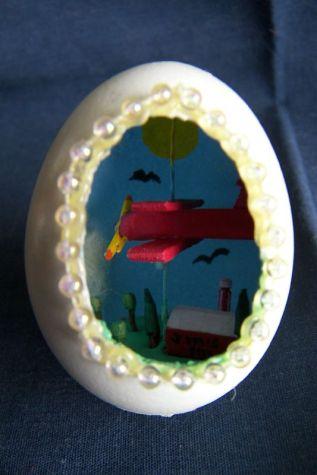 Airplane Egg